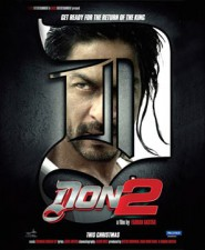Don 2 Poster